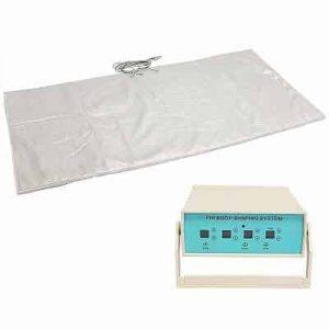 FoodKing Sauna Blanket FIR Far Infrared Sauna Blanket New Digital Weight Lose Spa Detox Slimming Blanket