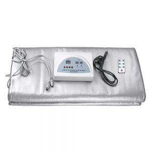 TTLIFE Digital Far-Infrared Heat Sauna Blanket