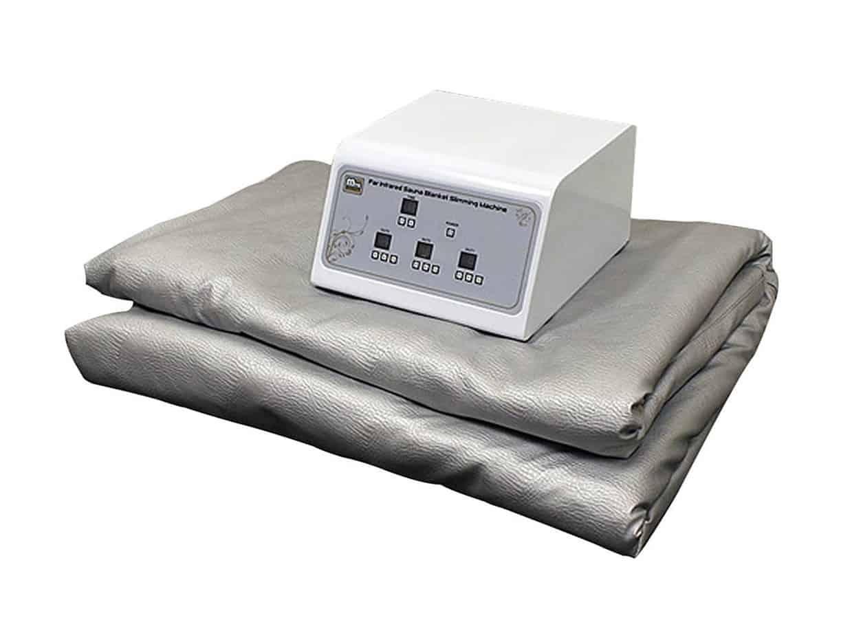 Sauna blanket Picture