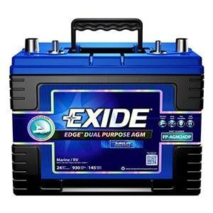 Exide Edge FP-AGM24DP Image