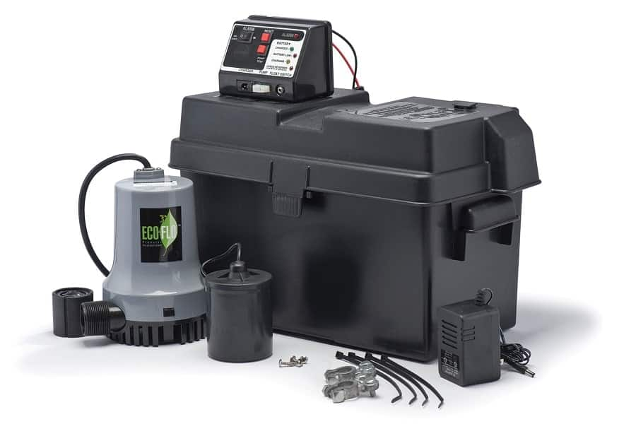 Best Battery Back Up Sump Pump Image