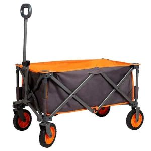 PORTAL Collapsible Folding Outdoor Wagon Image