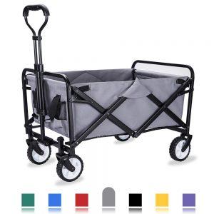 WHITSUNDAY Collapsible Folding Garden Wagon Image