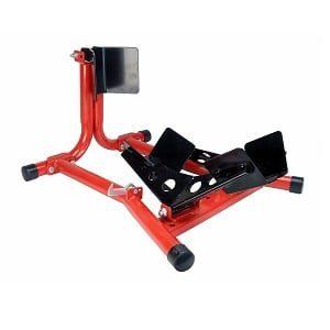 Dragway Tools Motorcycle Front Wheel Chock Image