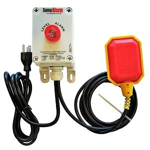 Wireless (Wifi) Sump Alarm High Water Alarm Picture