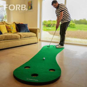 FORB Home Golf Putting Mat Image