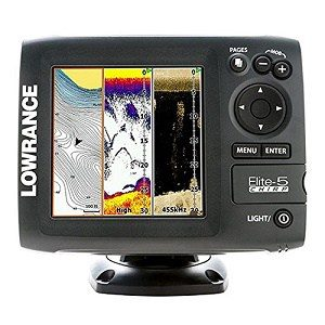 Lowrance ELite-5 Image