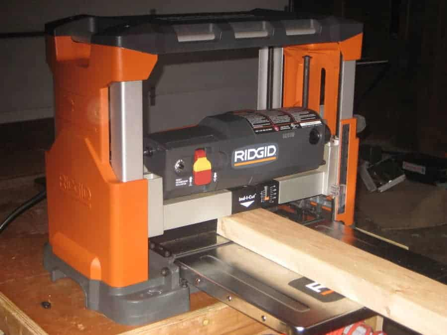 Benchtop Planers Image