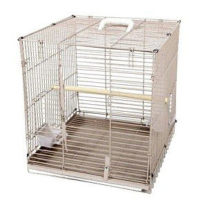 A&E Cage Company Folding Travel Carrier Image