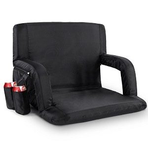 Sportneer Portable Chair Seat for Bleachers
