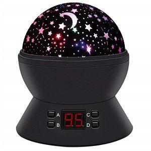 ANTEQI Star Sky Night Lamp 360-Degree