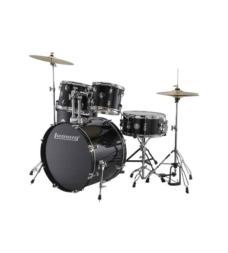 Ludwig Accent Drive 5-Piece Set