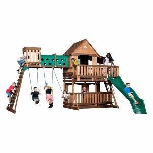 Backyard Discovery Woodridge Elite Set