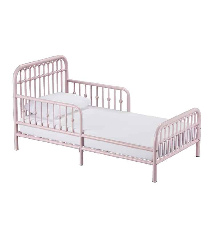 Little Seeds Monarch Hill Ivy Metal Toddler Bed