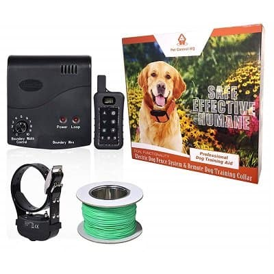 PetControlHQ Wireless Combo