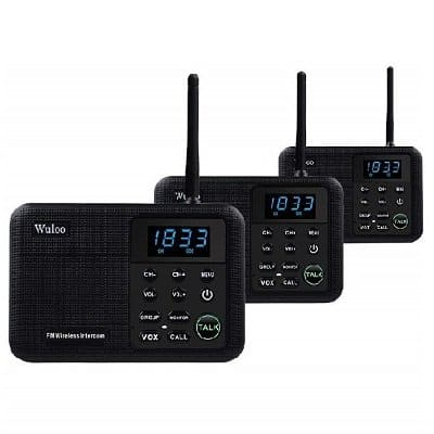 Wuloo WL888-3 Stations