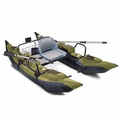 Colorado Inflatable Pontoon Boat
