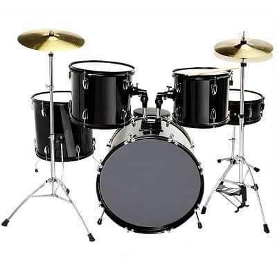 LAGRIMA 5 Piece Drum Set