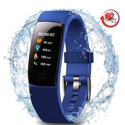 MorePro Waterproof Fitness Tracker