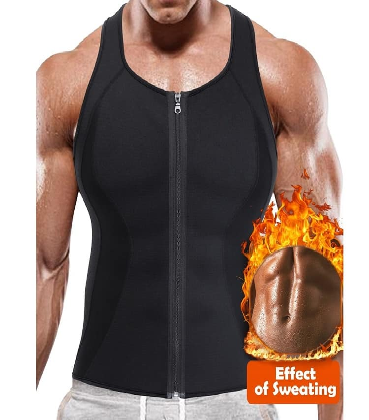 BRABIC Men Sauna Sweat Top