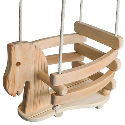 Ecotribe Wooden Horse