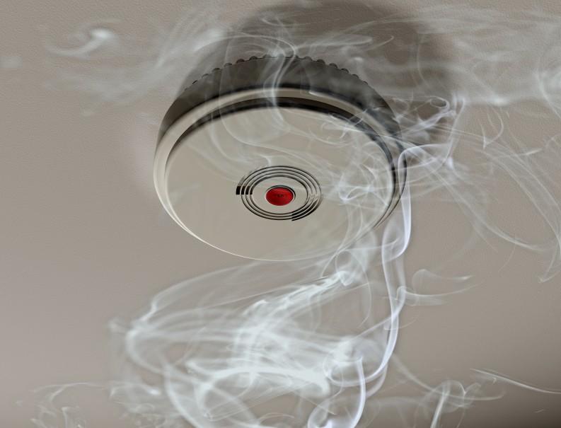 Smoky Room