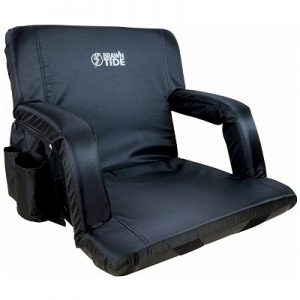Brawntide Wide Stadium Seat Chair