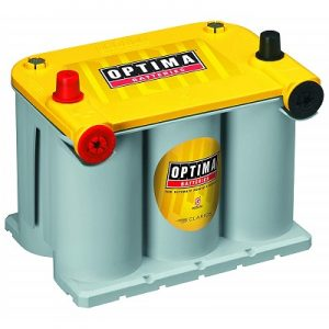 Optima Batteries 8042-218 D75/25 YellowTop Image