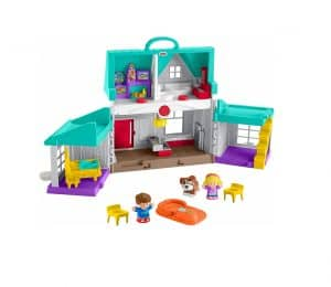 Fisher-Price Little People Big Helpers Home Image